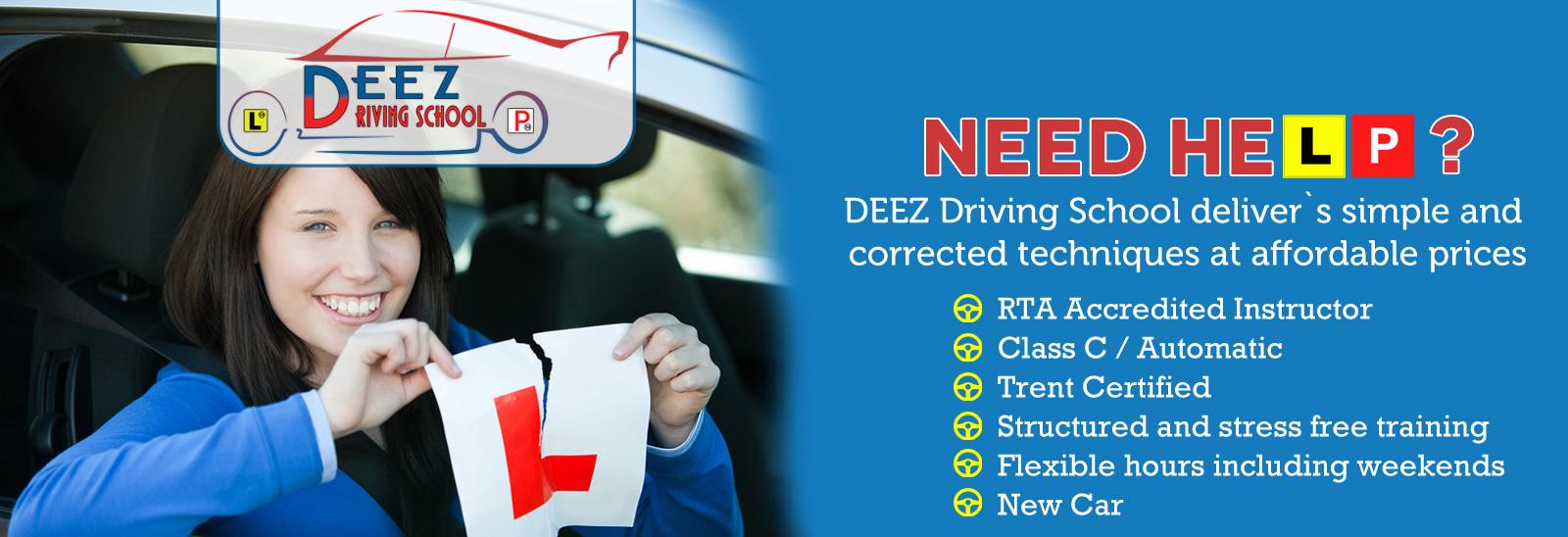Deez Driving Slide3